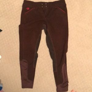 SmartPak Piper Full Seat Breeches 28R